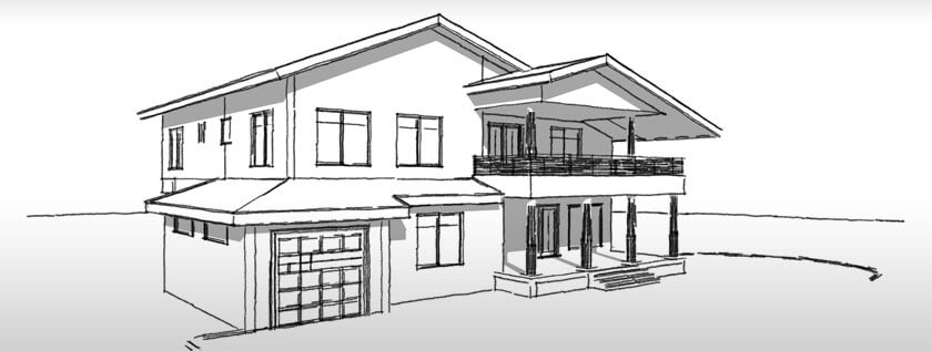 2D Layout Architectural