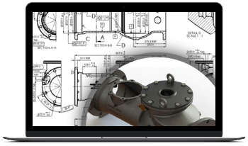 3D Modeling and Detailed Engineering of Casting Component, USA