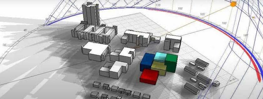 6D BIM Sustainable Building Design