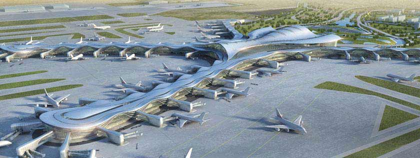 BIM Services for Airport Development