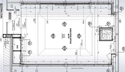 Architectural Commercial Millwork Drafting