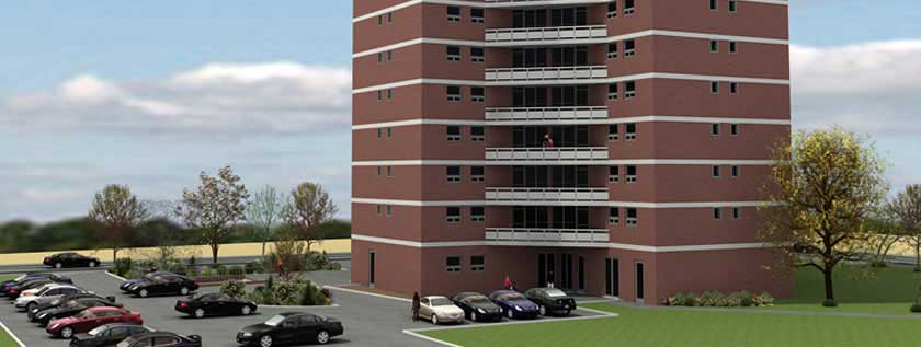 Architectural Exterior Modeling