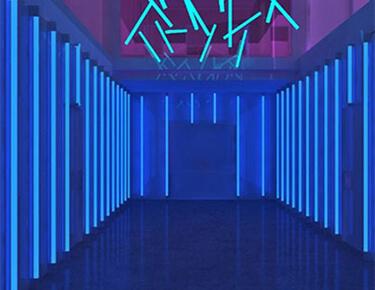 Corridor 3D Rendering Lighting Texturing