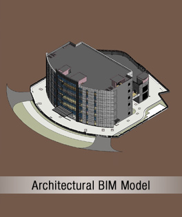 3D Architectural BIM Modeling