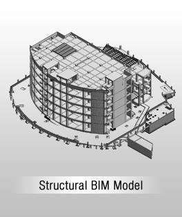3D Structural BIM Modeling