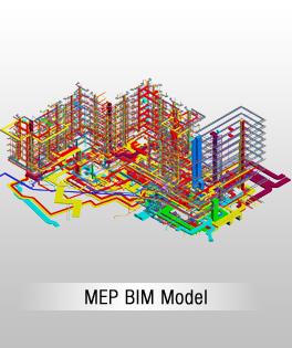 BIM MEP Modeling