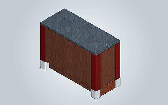 Comprehensive 3D Modeling