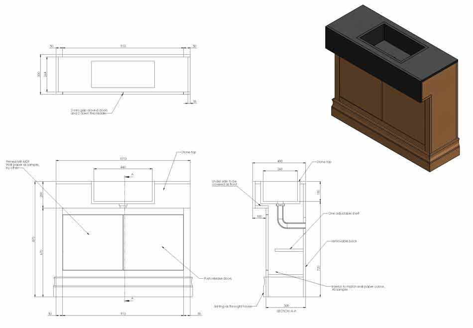 furniture manufacturing business plan sample