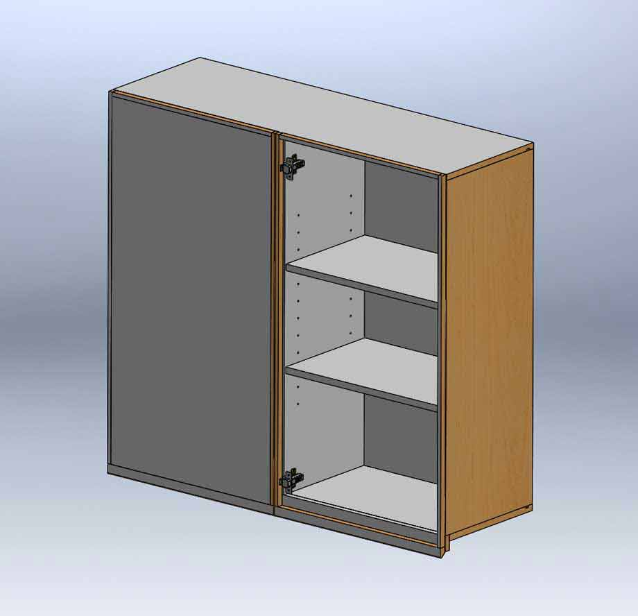 Cabinet Drafting & Casework Shop Drawings Services