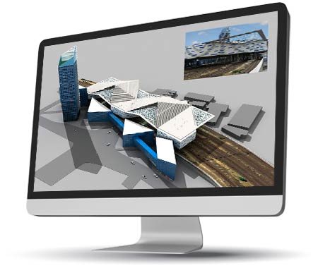 3D Visualization for Mixed-Use Building, Australia