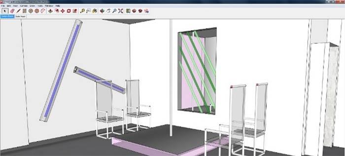 3D Plan Modeling