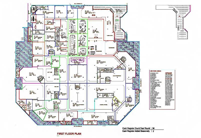 Floor Plan CAD Conversion