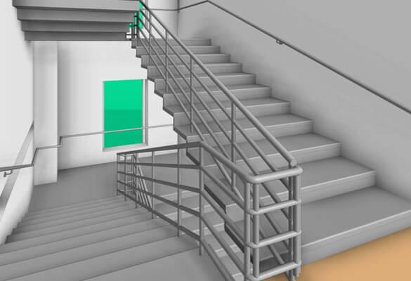 CAD Rendering Model