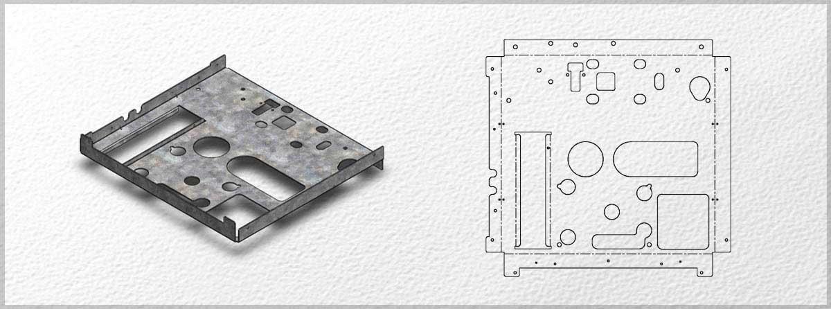 Metal Furniture Components