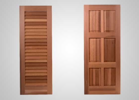 Louvers Doors