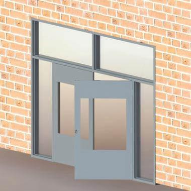 Door 3D CAD Modeling