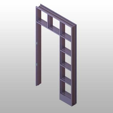 Metal Frame 3D Modeling
