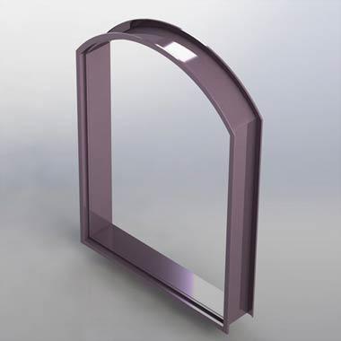 Solidworks 3D Modeling of Frames
