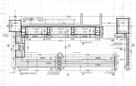Architectural Shop Drawings