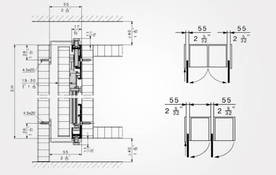 Manufacturing Drawings for Joinery