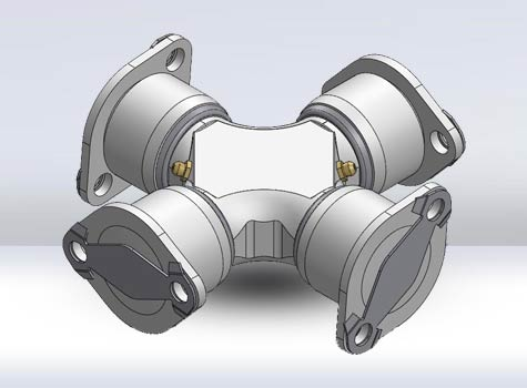 3D Modeling of Automotive Components