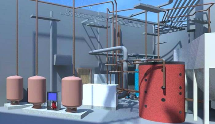 3D MPE Modeling Revit