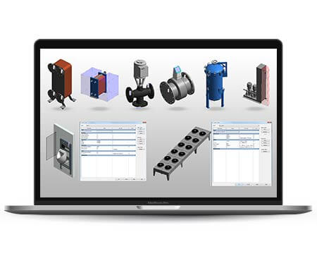 Revit Families to Manufacture and Install MEP Equipment, Europe