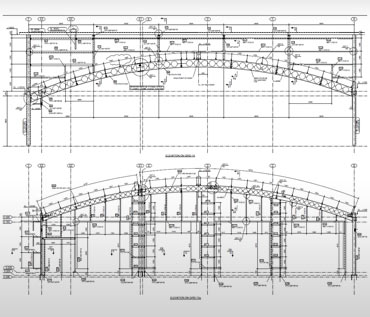Detailing Structure Steel