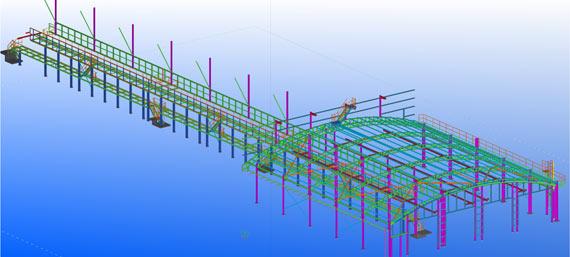 Structural Detailing in Tekla