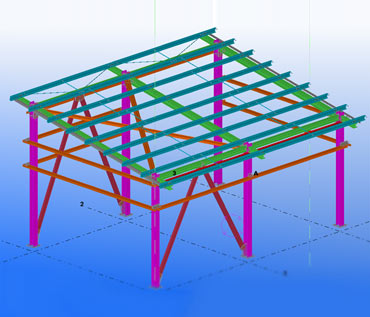 Roof Structure Detailing