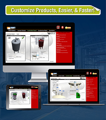 Customize Product Easier