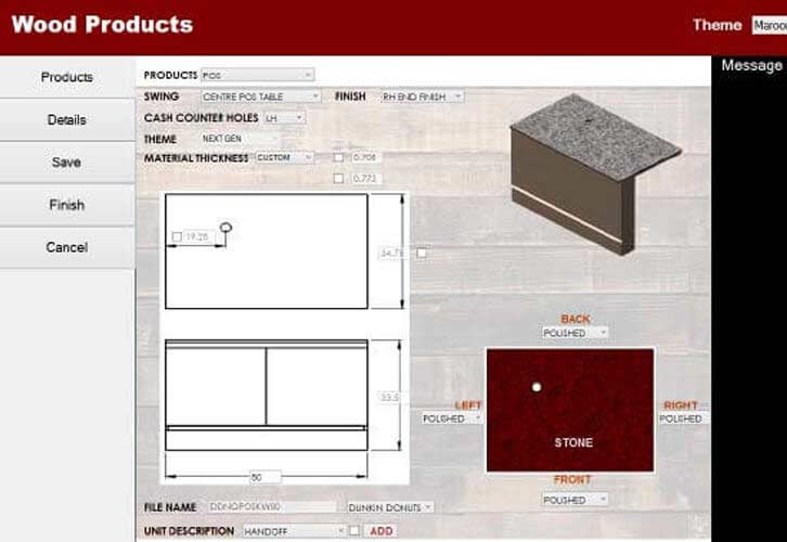 Design Automation for a Metal & Wood Furniture Manufacturer in USA