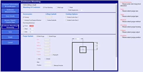Developed Error-Free Configurator for Explosion Protection Panel Manufacturer in UK