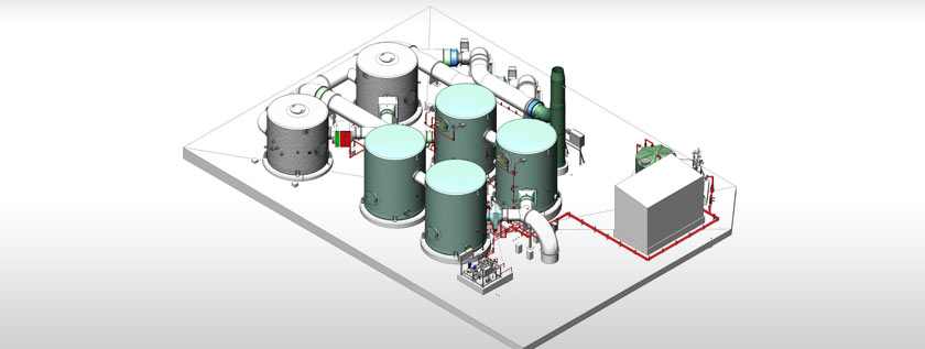 3D CAD Modeling for Process Equipment