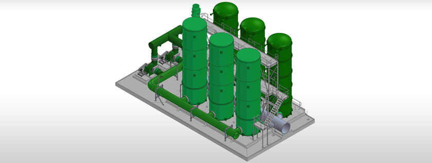 Industrial Process Equipment Modeling
