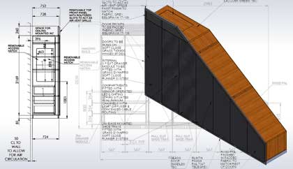 Architectural Woodwork Drafting
