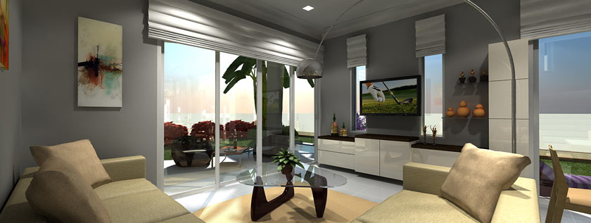 3d Interior Rendering Services 3d Architecture Modeling