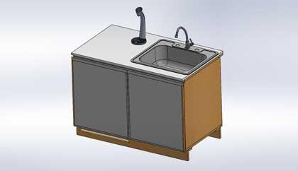 Sink Cabinet Design