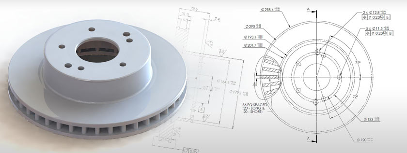 Machine Components Modeling
