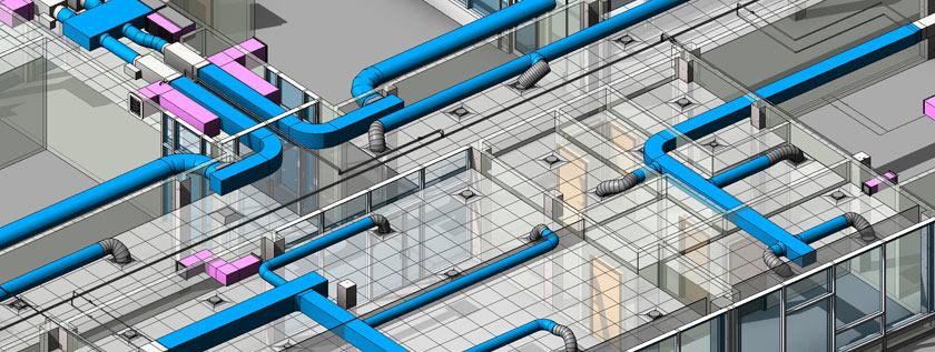 MEP CAD Modeling