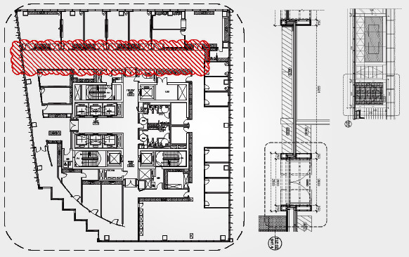 Millwork Drafting Drawing