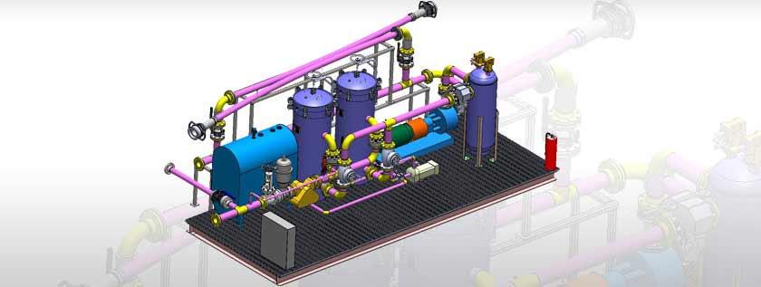 Plant 3D Modeling Solidworks