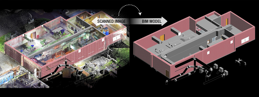 Scan to BIM Modeling