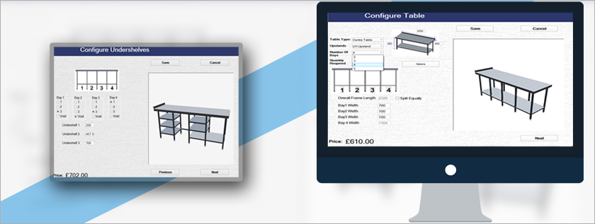 Product Configurator Development