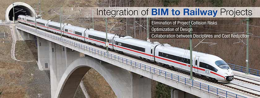 BIM for Railway Projects