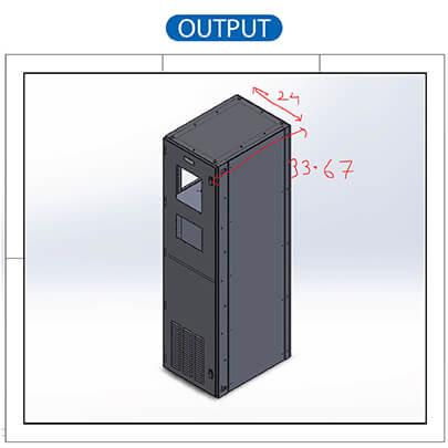 rfis Output