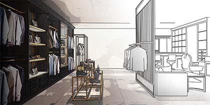 Shop Layout Design