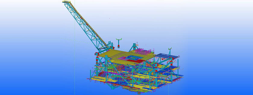Structural Detailing using Tekla