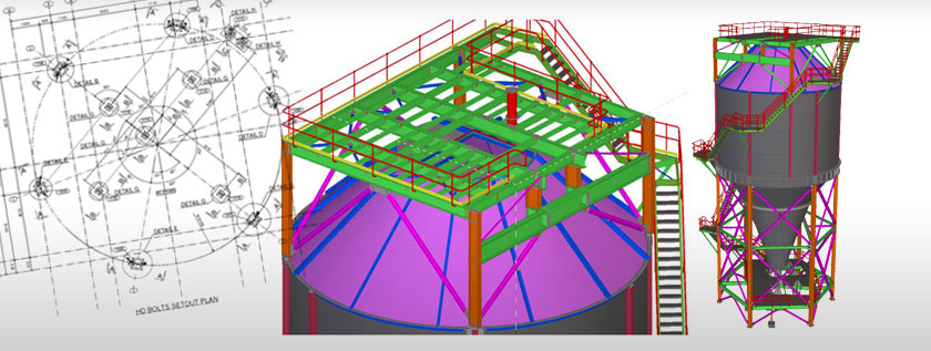 Structural Drafting and Detailing