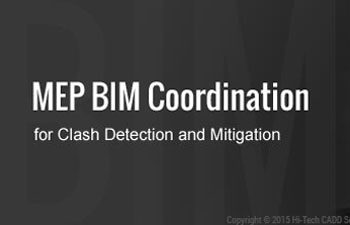 3D MEP Coordination : Streamlined Communication Across Construction Projects